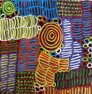 Betty Mbitjana - redrock gallery