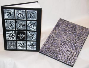 Aboriginal Design Notebooks - redrock gallery