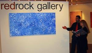 redrock gallery Southgate, Melbourne, Victoria